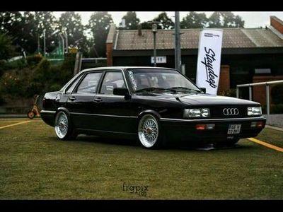 gebraucht Audi 90 Typ 81 B2 20v 7a Low