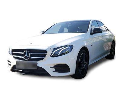 gebraucht Mercedes E350 EAMG Line COMAND NAVI LED 3,75% EFF* EU6