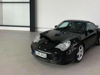gebraucht Porsche 996 Turbo deutsches Auto, top Zustand....