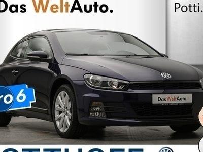 gebraucht VW Scirocco 2.0 TDI BMT Sport Klima ALU