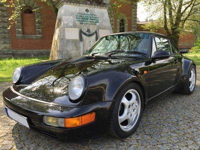 gebraucht Porsche 964 Turbo / II Deutsches Fahrzeug 1-Hand