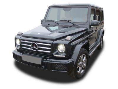 gebraucht Mercedes G500 4.0 Benzin