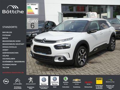gebraucht Citroën C4 Cactus PureTech 110 EAT6 Shine SHZ NAVI EU6