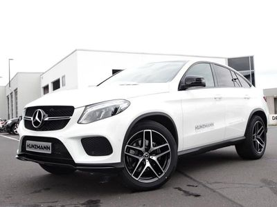 gebraucht Mercedes GLE350 d 4MATIC Coupé AMG Night LED Comand AHK