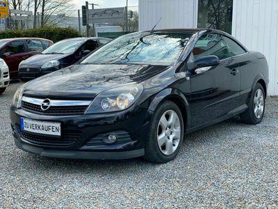 gebraucht Opel Astra Cabriolet H Twin Top Edition*Klima*