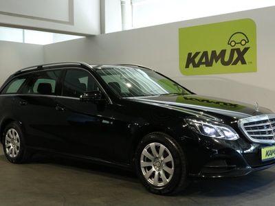 used Mercedes E300 +LED ILS +Navi +Nappa Leder +EURO 6
