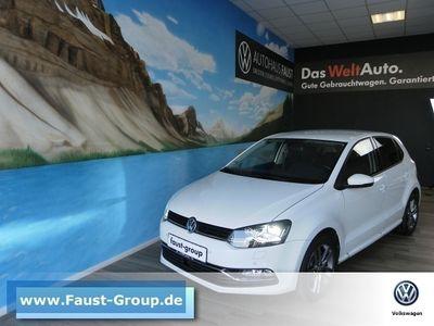 gebraucht VW Polo Highline DSG UPE 26500 EUR NAVI LED