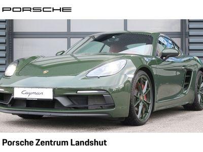 gebraucht Porsche Cayman (718) GTS