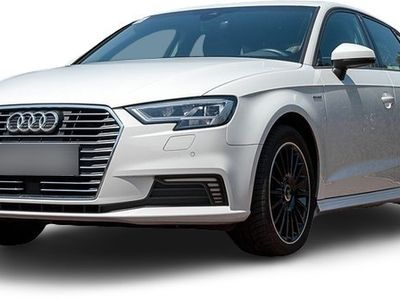 gebraucht Audi A3 Sportback e-tron A3 1.4 TFSI LED Shz PDC