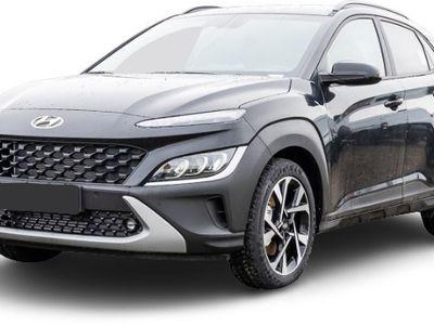 gebraucht Hyundai Kona KonaFL 1.0 T-GDI IntroEdition Navi/LED/DAB/Dig.Cockpit/Lenkradheizung