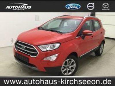 gebraucht Ford Ecosport 1.0 EcoBoost Titanium StartStopp EURO 6d-