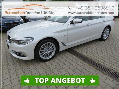 gebraucht BMW 530 iA Luxury Line*LED*HeadUp*Glasdach*ACC