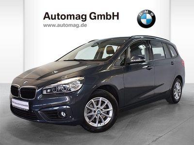 gebraucht BMW 218 i 1.Hd.*Scheckheft*Navi Plus*7.Sitze*HeadUp*el.Sitze