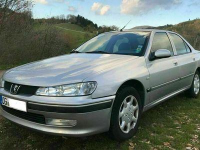gebraucht Peugeot 406 Lim.Premium 2.0 - 8-fach bereift - Tüv bis Mai 2023