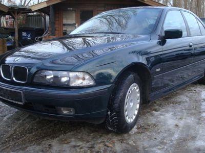 gebraucht BMW 520 Baureihe 5 Lim. i