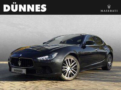 gebraucht Maserati Ghibli Diesel Automatik - Business Plus, Toter Winkel, 19', uvm. - Regensburg