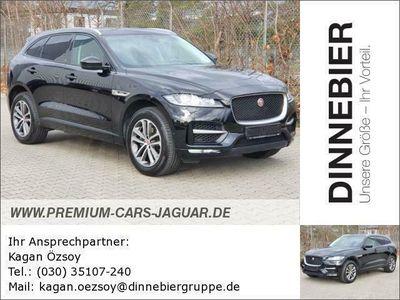 gebraucht Jaguar F-Pace 25t AWD R-Sport | Berlin Gebrauchtwagen, bei Autohaus Dinnebier GmbH