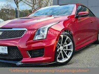 gebraucht Cadillac ATS -V 3.6 V6 Premium/Leder/HUD/BOSE/1.Hd/RKam