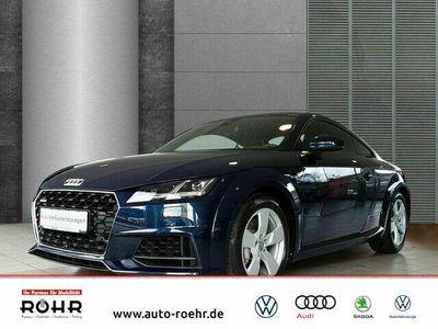 gebraucht Audi TT Coupé (NAVI,SHZ,PDC,Matrix-LED,GRA) 45 TFSI S t