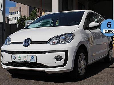 gebraucht VW up! Up ! 1.0 moveKlima SHZ Klima Sitzheizung