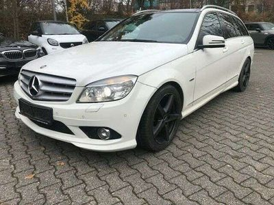 gebraucht Mercedes C280 T AMG Paket *Navi Leder PDC Alu Sport Pano als Kombi in Dreieich
