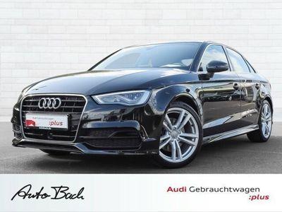 gebraucht Audi A3 Limousine S line 1.8TFSI LED ACC EPH Rückfahrkamer