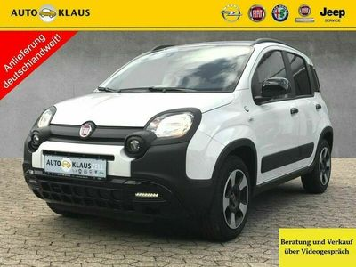 gebraucht Fiat Panda Cross City WAZE 1.2 Einparkhilfe DAB Klima als Kleinwagen in Zell