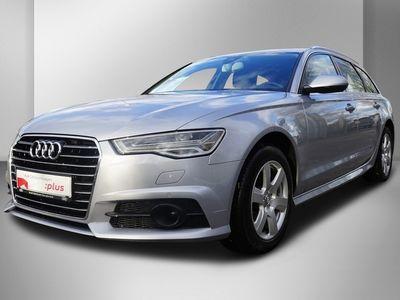 begagnad Audi A6 Avant 2.0 TDI S-tronic AHK ACC Matrix RFK Nacht