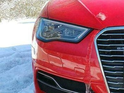 gebraucht Audi A3 e-tron s-line, Panorama