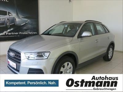 used Audi Q3 basis 2.0 TFSI quattro AHK*EUR6