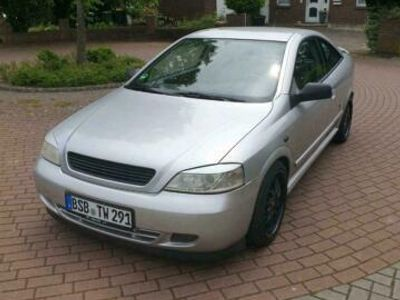gebraucht Opel Astra Coupe 2,2L BJ 2002