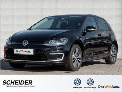 gebraucht VW e-Golf Comfortline ActiveInfo Wärmepumpe CCS