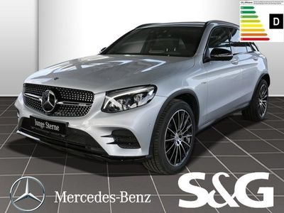 gebraucht Mercedes GLC43 AMG AMG 4MATIC Parktronic/Distronic/Comand