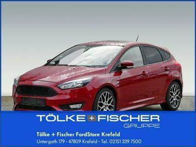 gebraucht Ford Focus ST-Line 1.5L 110KW+AUT+NAVI+PDC+BT