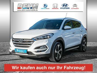 gebraucht Hyundai Tucson 1.6 T-GDi 7-DCT 4WD Premium Sicherheits-/