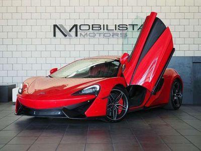 gebraucht McLaren 570S GARANTIE SERVICE DESIGN EDITION MOBILISTA