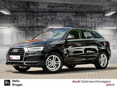 gebraucht Audi Q3 1.4 TFSI cylinder on demand ultra 110 kW (150 PS) 6-Gang