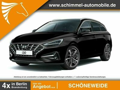 gebraucht Hyundai i30 FL Kombi 1.5 T-GDi 7-DCT (48V) Intro Edition