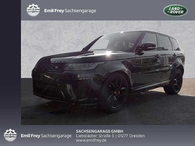 gebraucht Land Rover Range Rover Sport 5.0 V8 SVR 423 kW, 5-türig