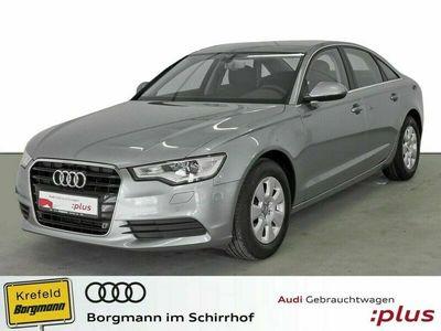 gebraucht Audi A6 2.0 TDI line Sportpaket plus bei Gebrachtwagen.expert