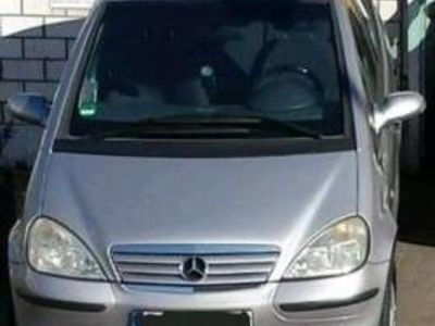 gebraucht Mercedes A140 Avantgarde