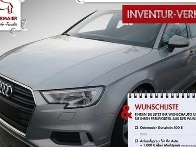gebraucht Audi A3 Limousine SPORT 30TFSI S-TRONIC SITZHZG.PDC.G