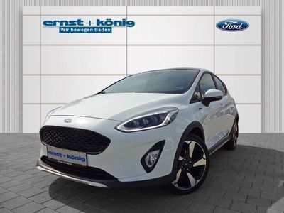 gebraucht Ford Fiesta 140PS ACTIVE COLOURLINE LED Pano Keyfree