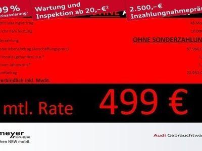 gebraucht Audi A6 Avant 3.0 TDI qu 2x S LINE LM20 ACC MATRIX e-SITZE