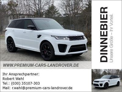 gebraucht Land Rover Range Rover Sport SVR P575 | RANGE ROVER Berlin Neuwagen, bei Autohaus Dinnebier GmbH