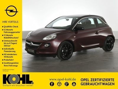 gebraucht Opel Adam 1.4 87 PS PDC Klima Sitzheiz. 16''-ALU
