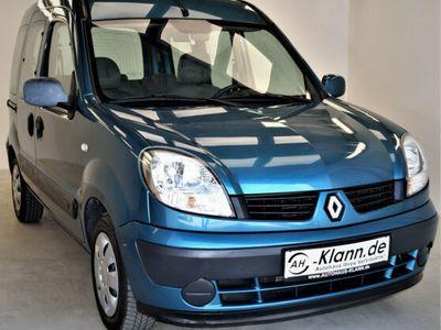 gebraucht Renault Kangoo 1.6 95 PS Edition Campus Klima Allwetter