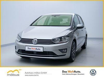 gebraucht VW Golf Sportsvan 1.4 TSI DSG ALLSTAR PDC+KLIMA+NSW