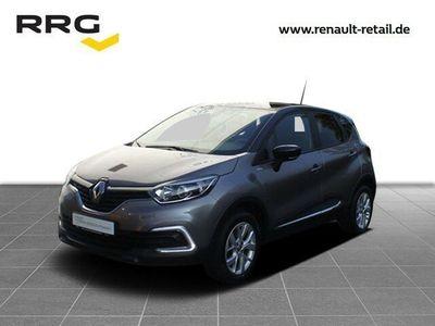 gebraucht Renault Captur CapturLIMITED TCe 130 Navi Klima PDC SUV