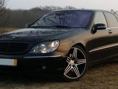 gebraucht Mercedes S500L Langversion W220 S-...